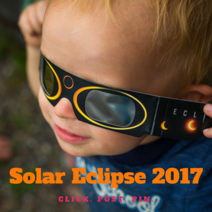 Solar Eclipse 2017 stock photos